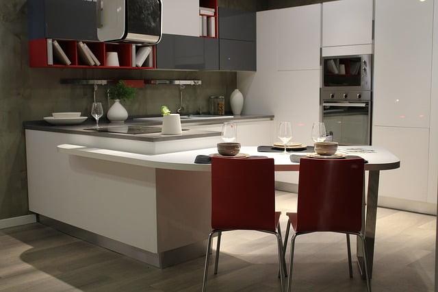 Muebles de cocina de madera o de aglomerado, cuestión de gustos