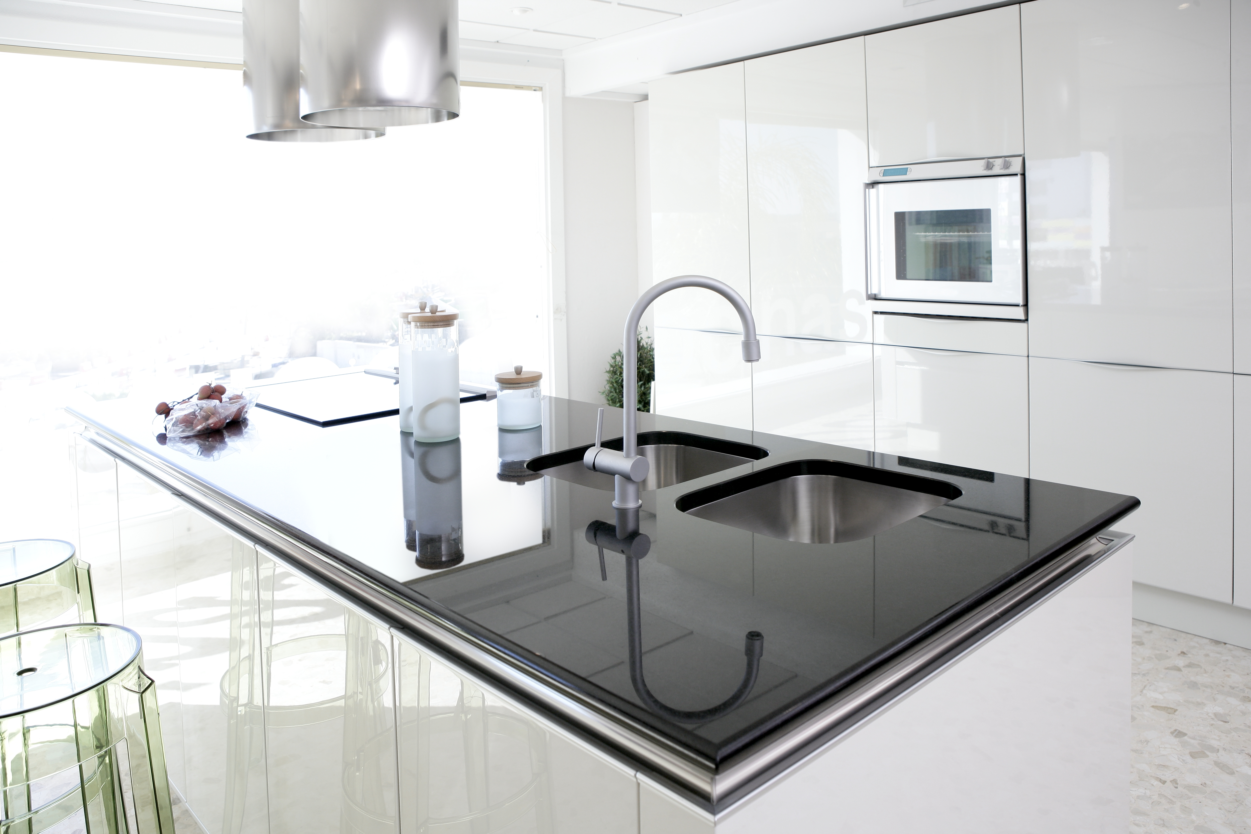 Qu grifo es mejor para mi cocina dorotea bigmat - Grifo cocina pared 11 cm ...