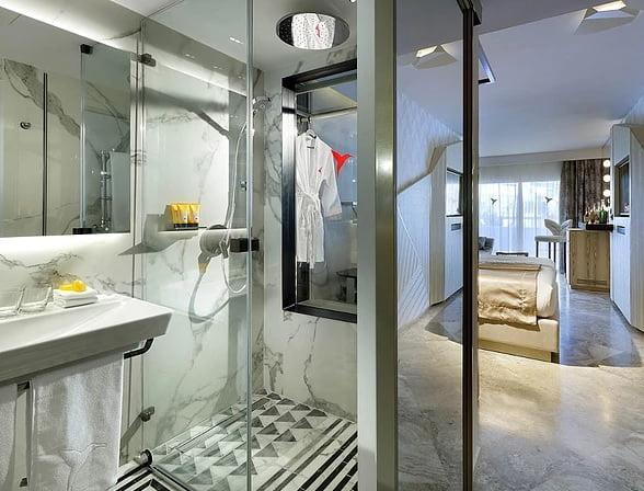 Ventajas de los canales de ducha