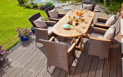 Consejos para elegir el material de los muebles de tu jardín