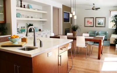 Cocinas de madera, todas las ventajas