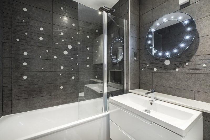 Apliques de baño de luz LED