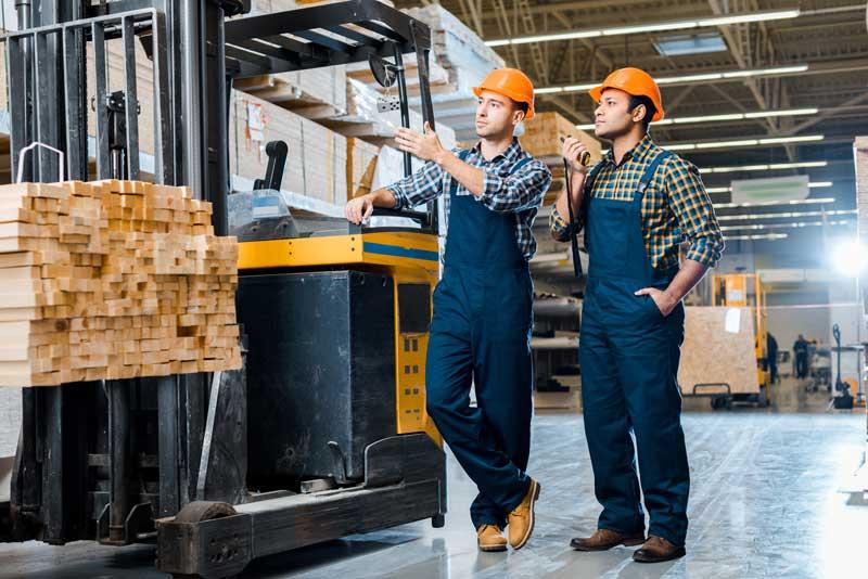 Normas básicas de higiene y seguridad en el trabajo