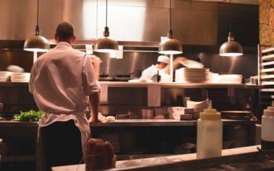 Normativa constructiva per a cuines industrials
