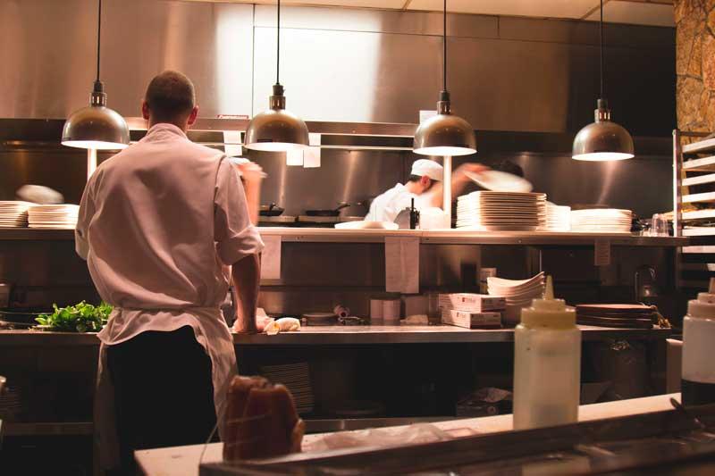 Normativa constructiva para cocinas industriales