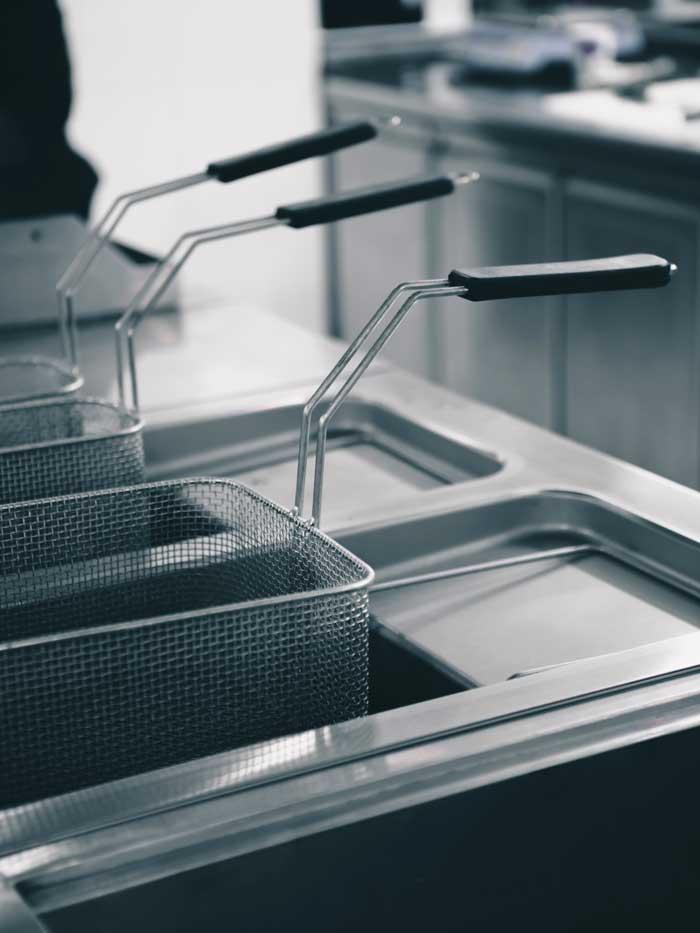 requisitos cocina industrial