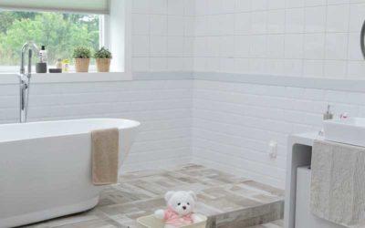 ¿Cuáles son los mejores materiales de construcción para tu cuarto de baño?